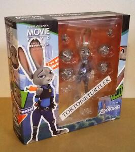 figure-complex-movie-Zootopia-JUDY-HOPPS-Action-Figure