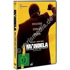 DVD: MANDELA - Der lange Weg zur Freiheit - Vom Revolutionär zum Präsident *NEU*