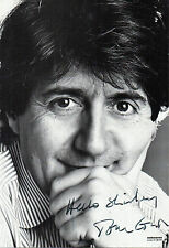 TOM CONTI HANDSIGNED & DEDICATED 6 x 4 PHOTOGRAPH