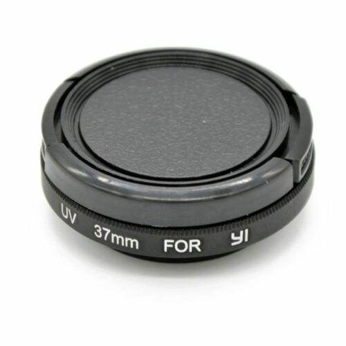 Conjunto De Filtro UV para Xiaomi Yi Deportes de Acción C S9H3 Estuche con Cubierta de Lente de protección UV