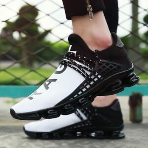 Men-039-s-Athletic-Fashion-Casual-Sneakers-Outdoor-Running-Breathable-Sports-Shoes