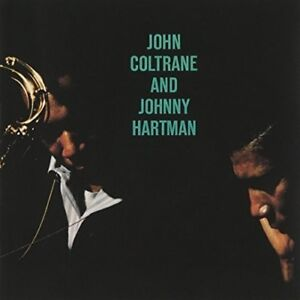 John-Coltrane-amp-Johnny-Hartman-New-Vinyl-LP-UK-Import