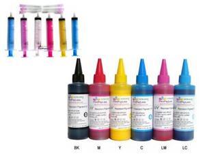 600-ml-Pigment-Bulk-Refill-Ink-for-Epson-nonOEM-Artisan-810-835-837-T098-T099