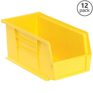 Image Is Loading 1 3 Gal Stackable Plastic Storage Containers Pantry