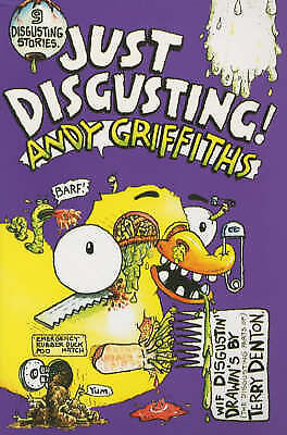 1 of 1 - Just Disgusting! by Andy Griffiths ..VGC