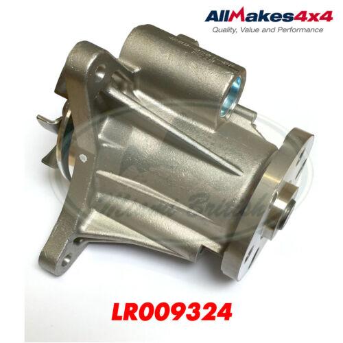 LAND ROVER WATER PUMP RANGE SPORT LR3 LR4 LION DIESEL V6 2.7L LR009324 ALLM