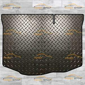 Fully Tailored Heavy Duty Rubber Boot Mat Liner FORD FIESTA MK7 2009-2011