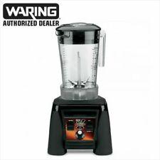 Waring Mx1200xtpj 48oz X Prep Variable Speed Food Blender Commercial Mixer