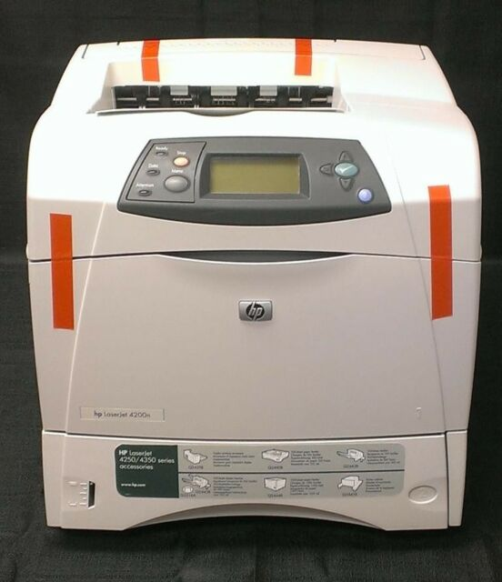 HP LaserJet 4200n - Q2426A  -  LOW PAGE COUNTS