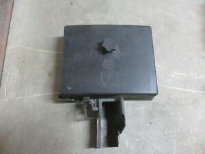 image is loading engine-fuse-box-cover-3-1-v6-chevy-