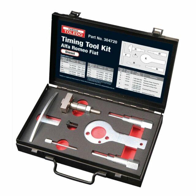 Toledo Timing Tool Kit - Alfa Romeo & Fiat 304720