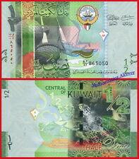 KUWAIT 1/2 half Dinar 2014  Pick new   SC / UNC