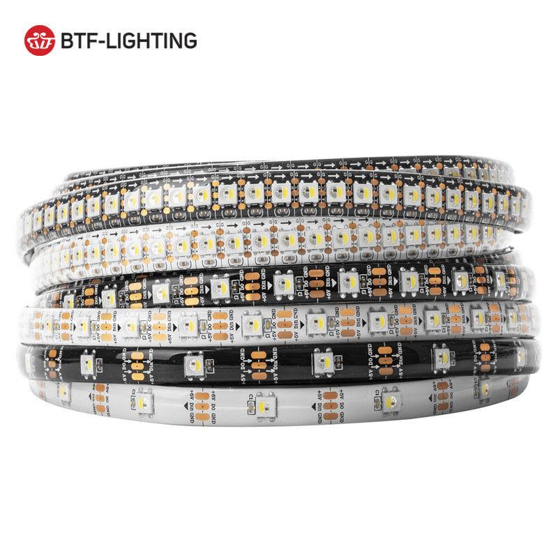 5m LED Stripe SK6812 ( WS2812B Aktualisierte Version) RGB 5050 Smart Streifen 5V