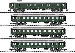 Minitrix-Trix-N-15015-Eilzug-Wagenset-Muenchen-Mittenwald-der-DB-NEU-OVP