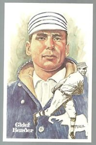 64-CHIEF-BENDER-Perez-Steele-Hall-of-Fame-Postcard