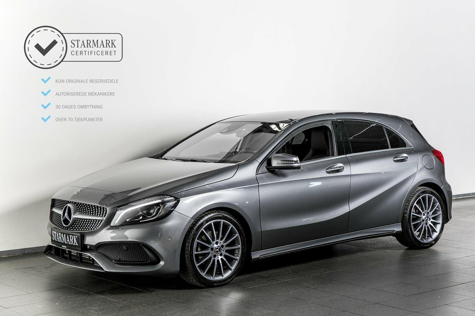 Mercedes A200 1,6 Edition 5d - 289.900 kr.