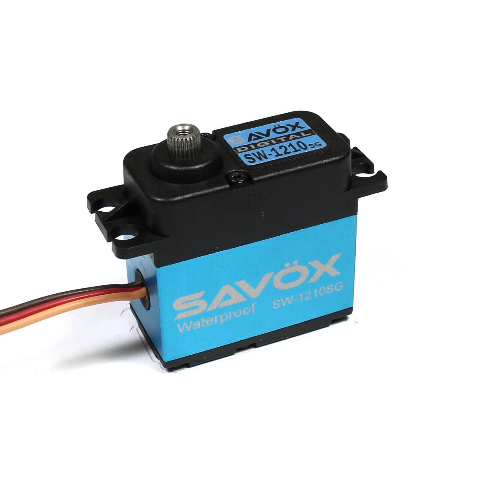 Savox SW-1210SG Impermeable Digital Servo Coreless Acero Gear Coche Crawler deriva