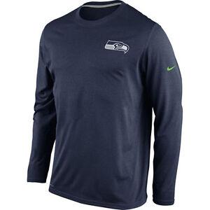 NWT 2XL-4XL Nike 🏈 NFL Dri-FIT Seattle Seahawks Legend Staff ... c7b5b1f63