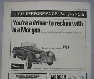 1967-Morgan-4-4-Original-advert-No-2