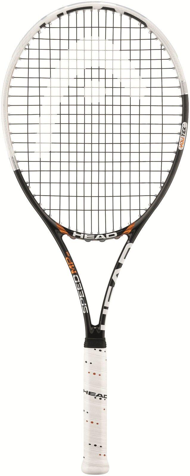 Head Youtek Ig Speed 300 - 16x19 de tenis MP-Auth DISTRIBUIDOR Reg  200 - 4 1 2