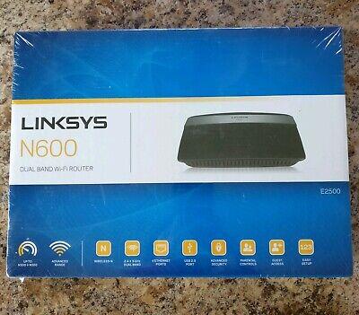Linksys E2500 N600 Advanced