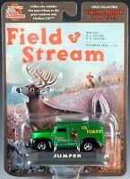 Racing Champions Field and Stream Magazine Old Dutch Dodge Ram Pickup - 00095949959007