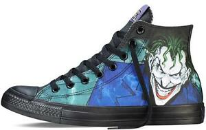 2284ca7e2c6 Converse DC COMICS The Joker Chuck Taylor Batman Suicide Squad All ...