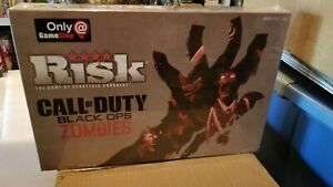 RISK-CALL-OF-DUTY-BLACK-OPS-ZOMBIES-Board-Game-NEW-IN-SHRINK