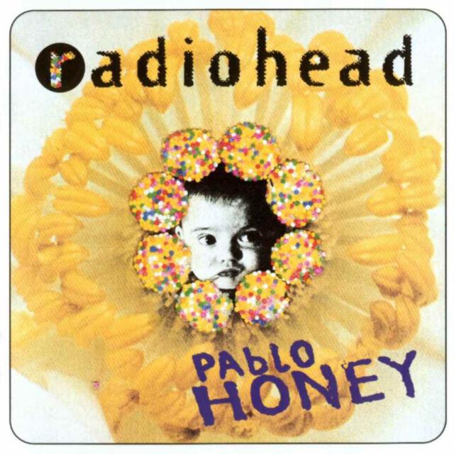 RADIOHEAD ( NEW SEALED CD ) PABLO HONEY ( CREEP )