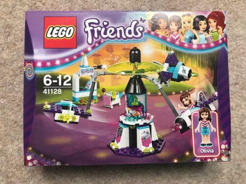 LEGO 41128 Friends Amusement Park Space Ride Brand New and Rare 2016 Set 41128