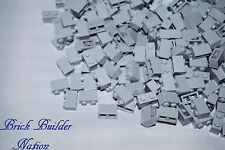☀️Lego 1x2 Light Gray Bricks x50 building Part Piece Bulk Lot Legos #3004