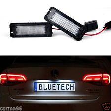 2 St. LED Kennzeichenbeleuchtung Kennzeichen Leuchte für VW GOLF 4 5 6 7  PASSAT