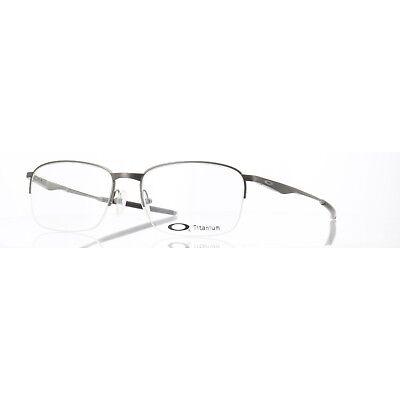 Oakley RX Eyeglasses OX5101-0355 Wingfold 0.5 Satin Brushed Chrome [55-17-139]