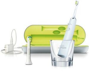 Details about PHILIPS SONICARE DiamondClean HX933204 RECHARGEABLE Toothbrush WHITE *NEW*