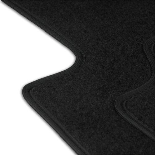 Fußmatten Auto Autoteppich passend für Audi A5 8T Schrägheck 2009-16 Set