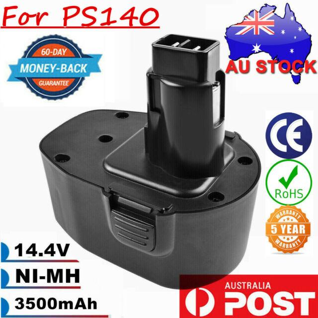 14.4V 3500mAh NI-MH Battery for Black&Decker Firestorm PS140 PS140A A9262 CD14CA