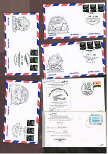 6-PAGES-Canada-FFC-039-s-AIRMAIL-TO-FROM-WORLDWIDE-BER29-1