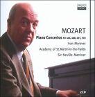 Mozart: Piano Concertos Nos. 20, 23, 24 & 25 (CD, Apr-2011, 2 Discs, Piano Classics)