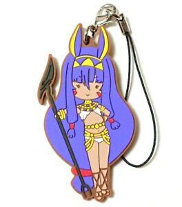 Fate Grand Order Elizabeth Bathory Rubber Strap Keychain Ichiban Kuji BANPRESTO