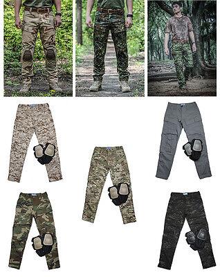 Knee Pads TMC2901 Mens G3 Hunting Combat Tactical Pants Camp Trousers