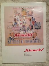 Schuncks Fifty Years of Friendliness 1939-1989