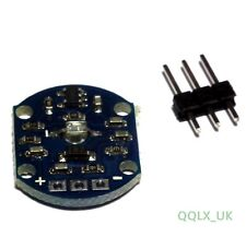 Heart Rate Sensor Pulse Sensor for Arduino Mega Raspberry new - UK seller
