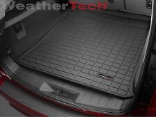 WeatherTech Cargo Liner Trunk Mat for Chevrolet Equinox - 2010-2017 - Black