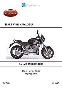 Manual moto brava aquila 2007