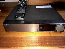 Sony SLV-676UC HiFi Stereo VHS VCR Swing Shuttle & Flying Erease Head W/Remote