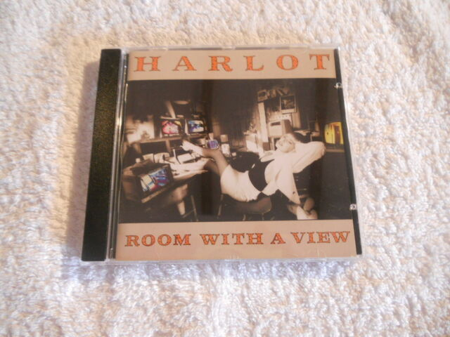 "Harlot ""Room with a View"" 1993 cd  KDC Records AOR  NEW"