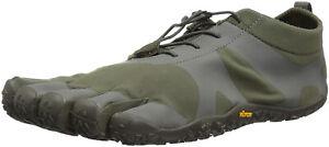Vibram Fivefingers V-alpha Pour Homme Chaussures De Marche-vert-afficher Le Titre D'origine