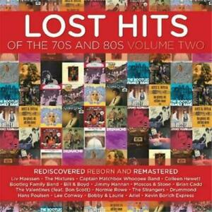 LOST-HITS-OF-THE-70s-AND-80s-VOLUME-TWO-CD-NEW-Mixtures-Brian-Cadd-Valentines