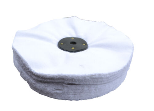 """Polishing Mop WDR Quality loose Unstitched 4/""""x1//2/"""""""