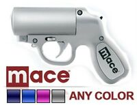 Pepper Spray Gun: Mace Police Self Defense 20 Ft Stream